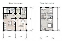Дом 120 кв.м.