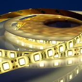 Лента светодиодная, 5м IP65 14, 4W/м 220V LED-STRIP 357116 NT12 370 белый свет. Челябинск