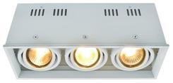 Светильник Artelamp   A5942PL-3WH 3x50W 3xGU10. Челябинск