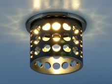 Светильник точечный7267 SMOKE (дымчатый). Челябинск