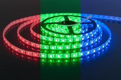 светодиодная лента5050 12V 60Led 14,4W IP65 RGB. Челябинск