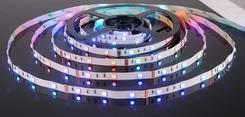 Светодиодная лента5050/30 LED 7.2W IP20 [белая подложка] мультиколор. Челябинск