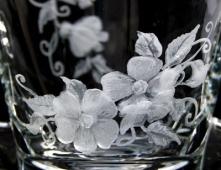 Гравировка на стекле, зеркалах. Челябинск