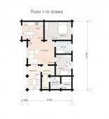 Дом 80 кв.м + участок