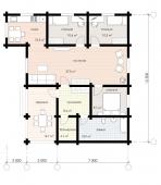 Дом 100 кв.м. + участок 8 соток