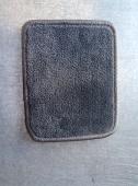 Передние автоковрики 6 мм серый