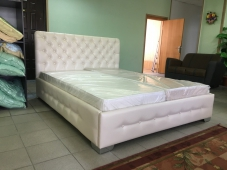 Кровать Экокожа