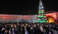 Новый 2019 Год в Санкт-Петербурге 1 вариант (поезд 179)