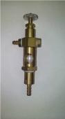 Вентиль латунный JUROP (Италия) (капельница для системы смазки)