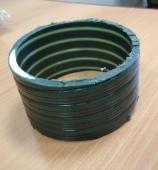 Рукав (Шланг) ПВХ (Болгария) зеленый суперморозостойкий 010SSZ102 (Варяг) Ду 102