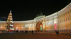 Новогодний тур в Санкт-Петербург (6 дней)
