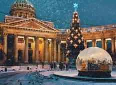 Рождество в Санкт - Петербурге (адаптированная программа)