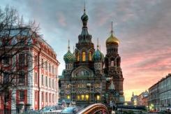 №6,7,8,9К Незабываемое путешествие в Санкт-Петербург