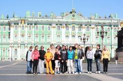 Санкт-Петербург собирает друзей 5 дней