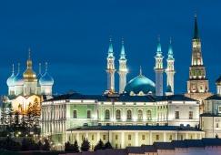 Казань лучезарная (2 дня/1 ночь в Казани)