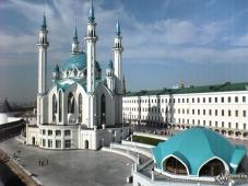 Казань лучезарная (3 дня/2 ночи в Казани)