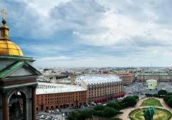 Занимательный Санкт-Петербург (4 дней)