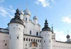 Золотое кольцо (3 дня) и Москва (1 день)