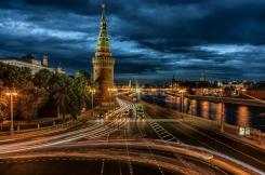 Москва, вчера сегодня, завтра