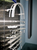 Алюминиевые профильные карнизы с возможностью загиба арок и эркеров до 6м